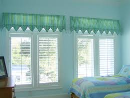 Bathroom Window Covering Ideas Bay Window With Plantation Shutters And Curtains More Doors