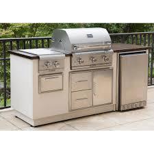 saber outdoor kitchen series copper bbq guys saber outdoor kitchen series copper lifestyle