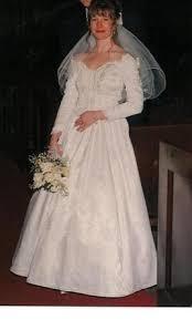 Jessica Mcclintock Wedding Dresses 131 Best 80 U0027s U0026 90 U0027s Wedding Dresses Images On Pinterest Vintage