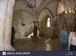 chambre haute cénacle chambre haute la dernière cène jérusalem israël banque d