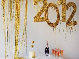 Cheap New Year Party Decorations by Awesome Black White And Golden Color Themed New Years Eve Party