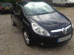 used vauxhall corsa cars for sale in reading berkshire gumtree