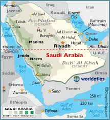map of tabuk saudi arabia map and saudi arabia satellite images