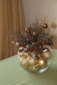 decorating for the holidays on the cheap centerpieces