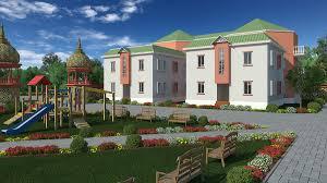 home exterior design studio orphanage exterior design rendering arch student com