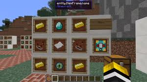 Map Crafting Recipe Advanced Inventory Mod 1 12 1 1 11 2 New Efficient Inventory