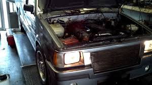mazda truck mazda b2200 truck swapped with sr20det 306whp youtube