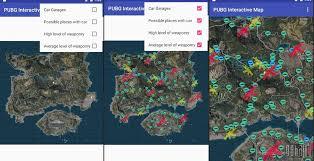 pubg interactive map pubg карта и различные полезности goha ru