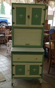 Vintage Kitchen Cabinet Vintage Kitchen Hoosiers Vintage White Hoosier Kitchen Cabinet