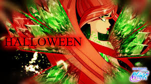 hd halloween winx club sirenix 3d tynix halloween dark version hd