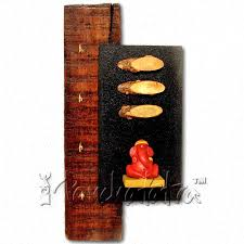 Key Home Decor by Buy Ganesh Key Hanger For Living Room Decoration Online In India