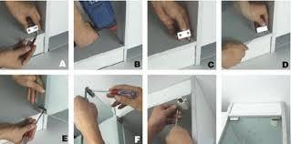 Cabinet Door Closers Yl 6506 Plastic Magnet Cabinet Glass Door Catches Door Closer