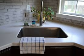 backsplash for kitchen countertops kitchen reveal dark cabinets light counters hometalk