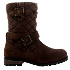 womens boots barbour womens barbour balham winter suede fur lined quilted mid calf