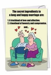 wedding wishes humor anniversary card ndash nobleworkscards