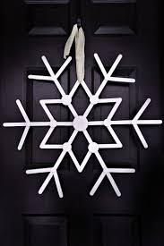 best 25 snowflake wreath ideas on pinterest diy xmas