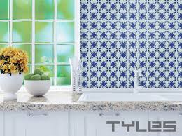 tyles were originally made for a kitchen backsplash ideal for