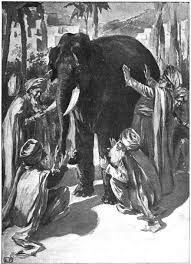 Blind Men And The Elephant Poem Blind Men And An Elephant Wikiwand