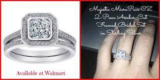 Wedding Rings Walmart by Walmart Sterling Silver Wedding Rings Wedding Corners