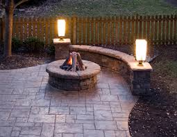 Gas Fire Pit Logs by Nice Ideas Patio Gas Fire Pit Pleasing Peterson Amp Hargrove Gas