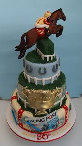 horse racingcake pictures horse racing 50th birthday cake