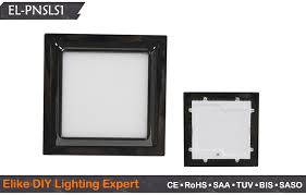 Diy Ceiling Ls Ceiling Led Panel Lights Elike Lighting Oem Odm Led Lighting