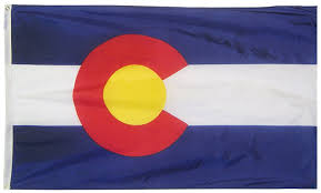 California State Flag Meaning Amazon Com Colorado State Flag 3x5 Ft Nylon Solarguard Nyl Glo