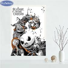 the nightmare before christmas home decor good deal 5d diy diamond painting the nightmare before christmas