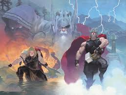 thor marvel comics the daily p o p