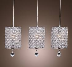 small chandelier pendant lighting crystal pendant lighting for kitchen 1 pcs long hanging crystal