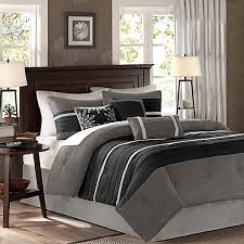 comforters black white comforters bed comforter sets bed
