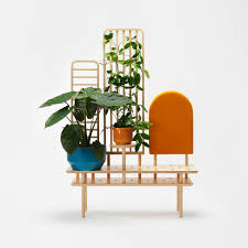 etta multifunctional furniture for indoor plants design milk