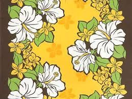 hawaiian pattern skirt shirahama mariner rakuten global market hawaiian fabric yellow