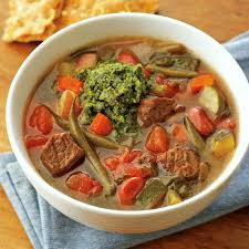 french beef stew au pistou recipe eatingwell