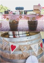 this vineyard bridal shower u0027s special guests will make you smile