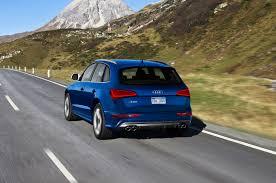 Audi Q5 Facelift - 2014 audi sq5 first drive automobile magazine