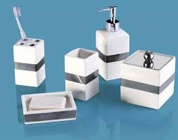 salle de bain luxe accessoire salle de bain luxe design coffret salle de bain