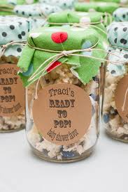 coed baby shower favors baby shower on a budget rake and make