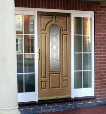 Cheap Exterior Doors Uk Impressive Cheap Wooden Front Door For Trendy Home Apse Co