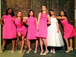 target bridesmaid glee wedding photos target bridesmaid dresses bridesmaid