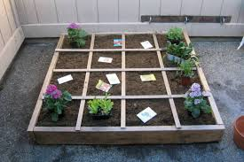 Squar Foot Square Foot Gardening Part Iii Anne Of Green Gardens