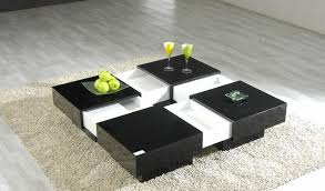 Diy Large Square Coffee Table by Coffee Table Stunning Contemporary Modern Coffee Tables Sample