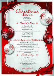 christmas cocktails invite dice bar exclusive croydon bar club restaurant u0026 sports bar