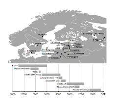 Baltic Sea Map Baltic Sea Genetics Map Image Eurekalert Science News