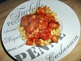 cuisine toulousaine recette de serpentini et sa sauce bolognaise toulousaine