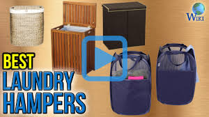 stylish laundry hampers top 10 laundry hampers of 2017 video review