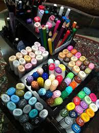 copic marker storage idea my little creatures studio