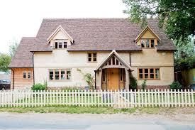 border oak oak frame and sips cottage homebuilding u0026 renovating