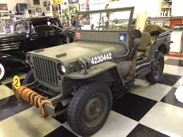 jeep ford sold a rare and restored 1943 ford gpw jeep ford and mercury