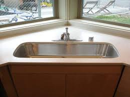 stainless corner sink undermount corner kitchen sink or corner kitchen sinks designed